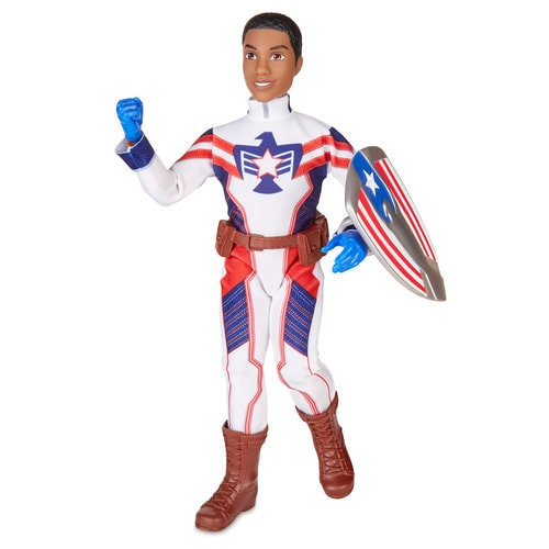 Patriot Doll ? Marvel Rising