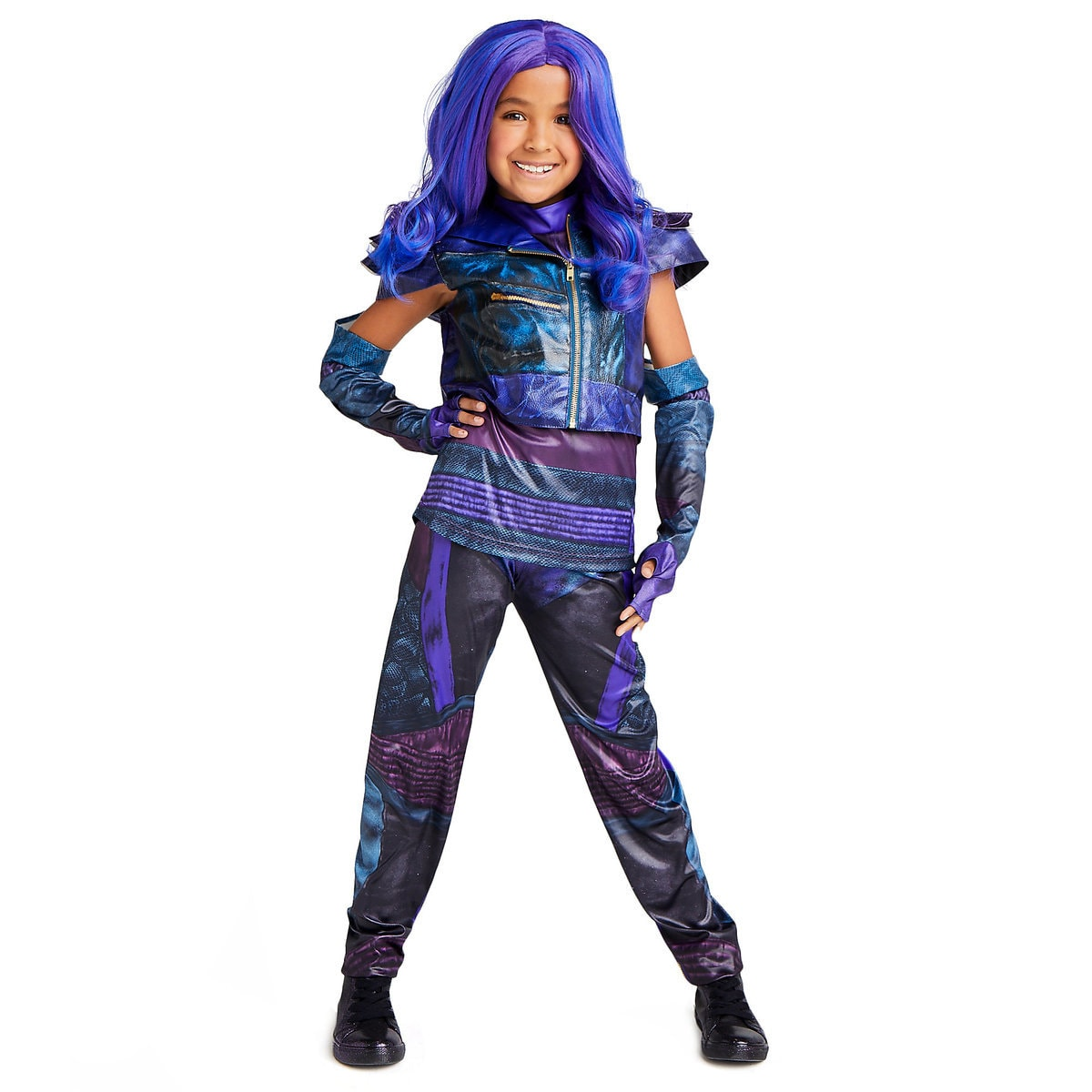 f4e5f1a91b220f Mal Costume for Kids - Descendants 3 | shopDisney