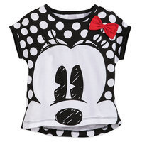 Minnie Mouse Fashion Top for Girls
