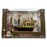 Image of Mickey Mouse Pirates of the Caribbean Pirate Ship Playset # 4