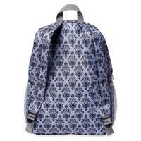 Image of Haunted Mansion Wallpaper Backpack # 3