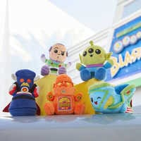 Image of Disney Parks Wishables Mystery Plush - Buzz Lightyear Attraction Series # 2