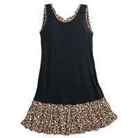 Image of Mickey Mouse Animal Print Dress for Women # 1