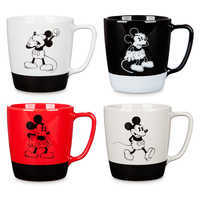 Image of Mickey Mouse Mug Set - 4 pc. - Walt Disney Studios # 1