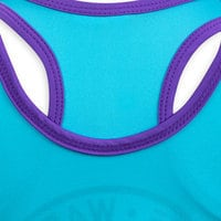 Image of Disney Princess Reversible Performance Tank Top for Girls by Our Universe # 5