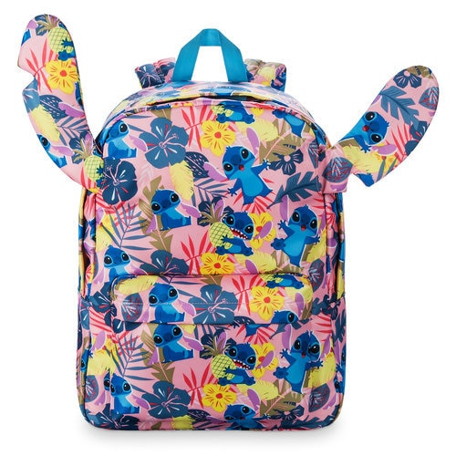 Stitch Tropical Ear Backpack Shopdisney