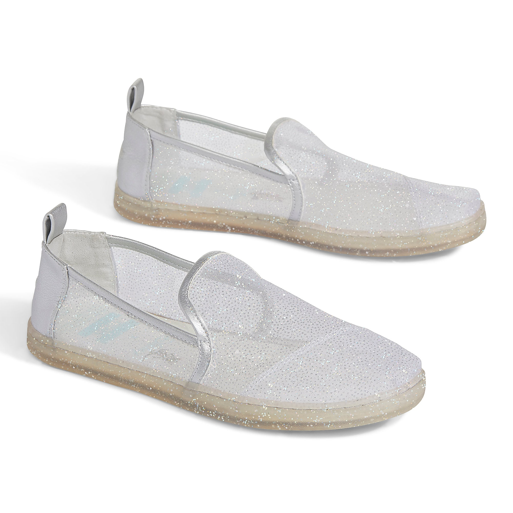 68a5a6f9a0b Gus and jaq glitter mesh shoes for women toms cinderella jpg 1200x1200 Mesh  toms shoes