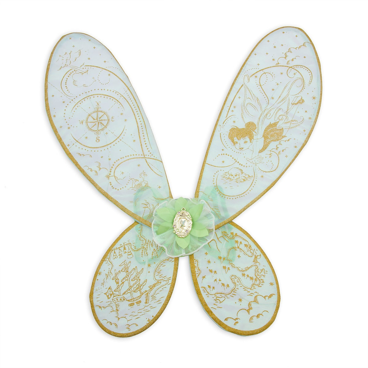 Winged Avatars Of Memory And Return >> Tinker Bell Light Up Wings Shopdisney