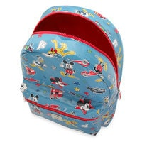 Mickey Mouse and Friends Backpack for Kids by Cath Kidston - Blue