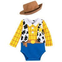 Image of Woody Costume Bodysuit for Baby # 1