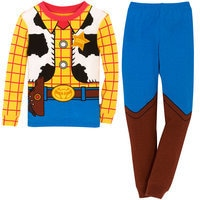 Woody Costume PJ PALS - Boys