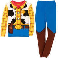 Image of Woody Costume PJ PALS for Boys # 1