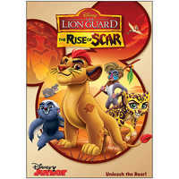 Image of The Lion Guard: Rise of Scar DVD # 1