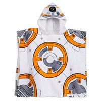 Image of BB-8 Hooded Towel for Kids - Star Wars # 1