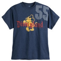 Disneyland Mickey Mouse Mascot T-Shirt for Adults