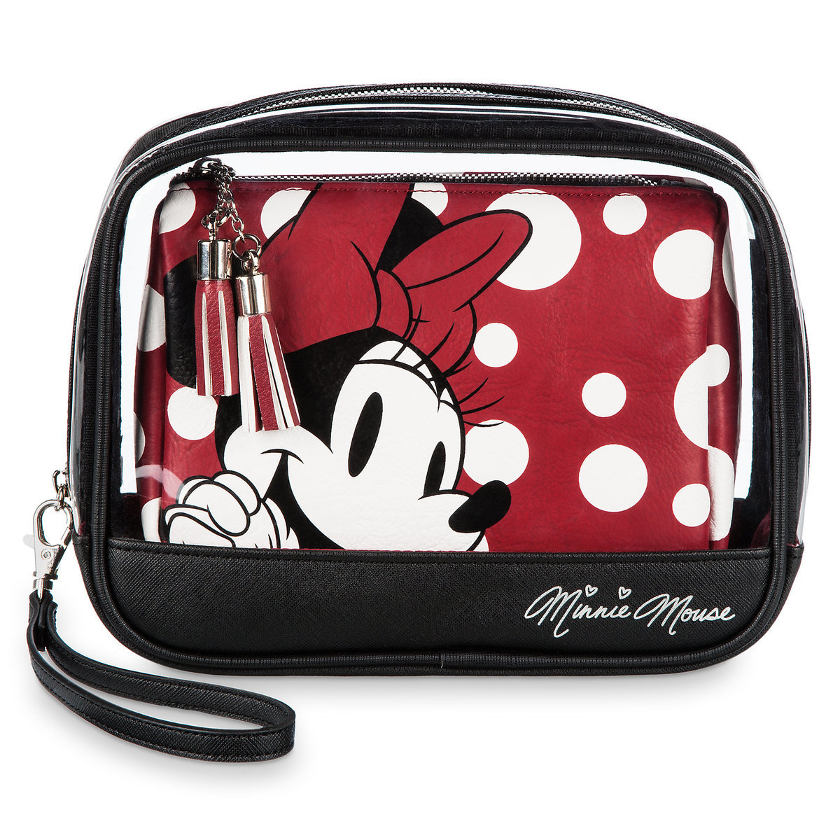 d1c278820ab Product Image of Minnie Mouse Cosmetic Bag Set by Loungefly   1