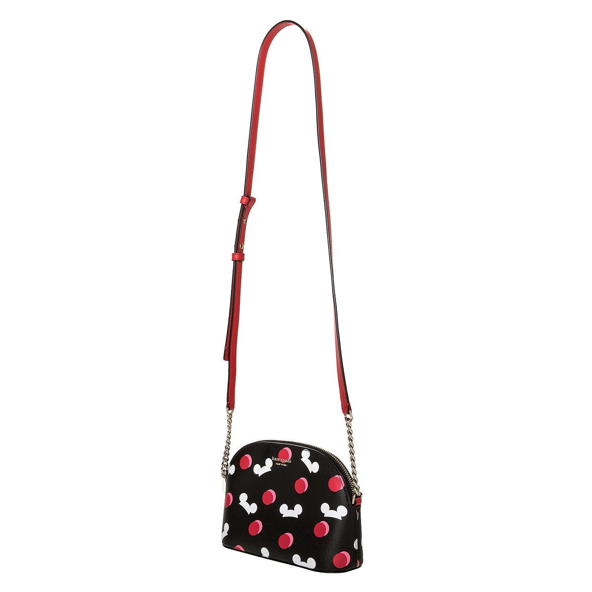 size 40 f9cb3 c3511 Mickey Mouse Ear Hat Crossbody by kate spade new york - Black