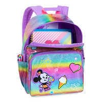 Image of Mickey and Minnie Mouse Backpack # 5