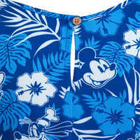 Image of Mickey Mouse and Friends Aloha Dress for Women - Disney Hawaii # 4