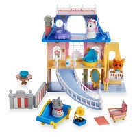 Image of The Aristocats Mansion Deluxe Playset - Furrytale friends # 3