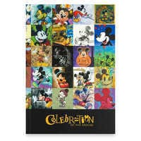 Image of Mickey Mouse Journal - Mickey's Anniversary Collection # 1