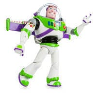 Image of Buzz Lightyear Interactive Talking Action Figure - 12'' # 1