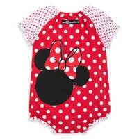 Image of Minnie Mouse Bodysuit for Baby - Walt Disney World # 2