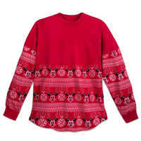Image of Mickey Mouse Holiday Spirit Jersey for Adults # 1