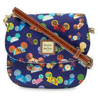 Image of Walt Disney World Attractions Ear Hat Crossbody Bag by Dooney & Bourke # 1