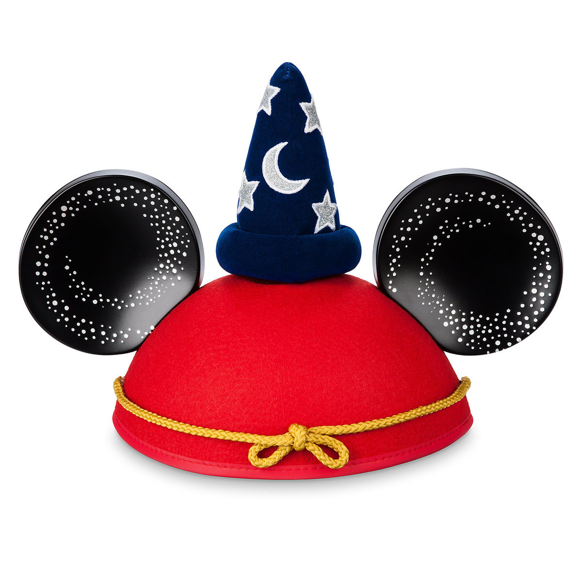 5466c4daa71 Product Image of Sorcerer Mickey Mouse Ear Hat for Adults   1