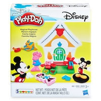 Image of Mickey Mouse and Friends Magical Playhouse Play-Doh Set # 2