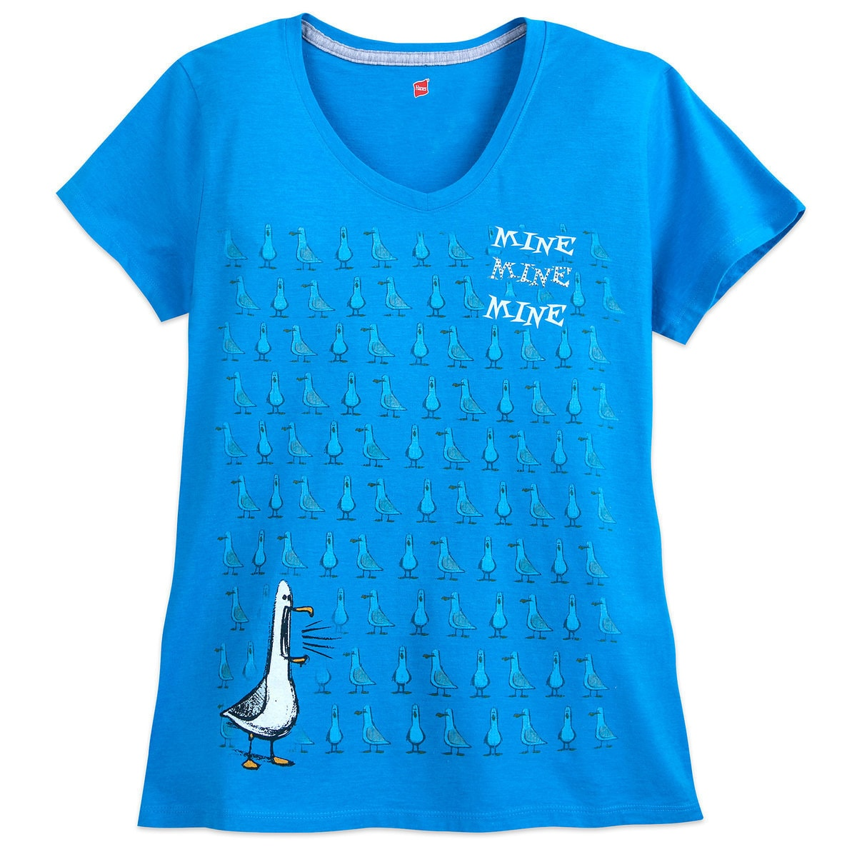 8865d102 Finding Nemo Seagulls ''Mine Mine Mine'' T-Shirt for Women | shopDisney