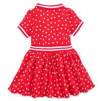 Image of Minnie Mouse Red Polka Dot Dress for Baby # 3