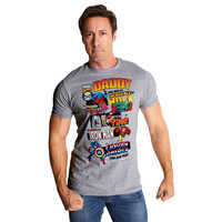 Image of Marvel Comics Daddy T-Shirt for Adults # 2