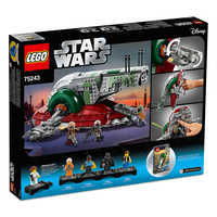 Image of Slave I - 20th Anniversary Edition Play Set by LEGO - Star Wars # 3