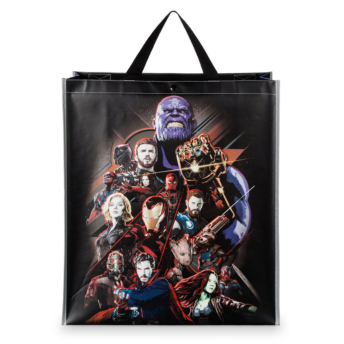 Product Image Of Marvel S Avengers Infinity War Reusable Tote Bag Backpack 1