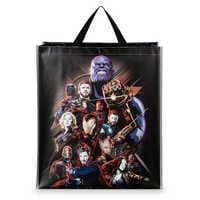 Image of Marvel's Avengers: Infinity War Reusable Tote Bag Backpack # 1