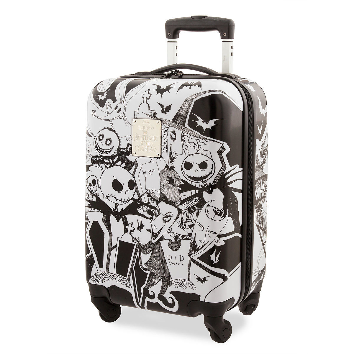 Jack Skellington and Friends Rolling Luggage | shopDisney