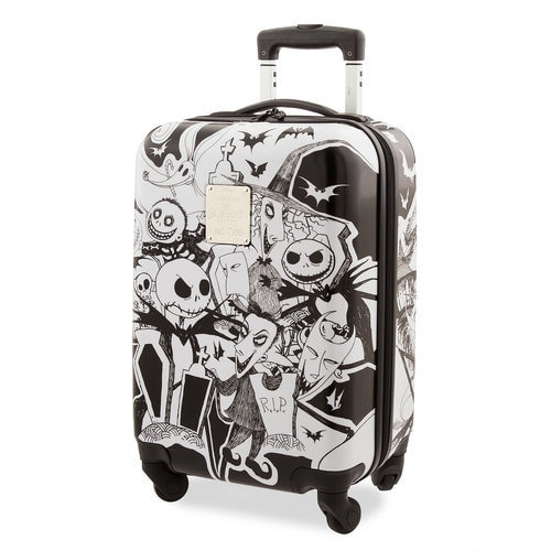 Jack Skellington And Friends Rolling Luggage Shopdisney