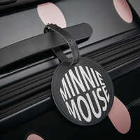 Image of Minnie Mouse Dots Rolling Luggage by American Tourister - Small # 3