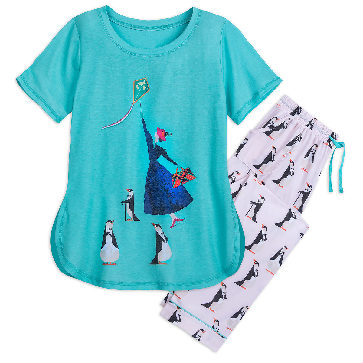 268eab2387b8 Mary Poppins Pajama Set for Women - Mary Poppins Returns