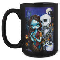 Image of The Nightmare Before Christmas Mug by Jasmine Becket-Griffith # 2