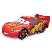 Image of Lightning McQueen Build to Race Remote Control Vehicle # 1