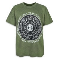 Madame Leota Zodiac T-Shirt - Haunted Mansion - Men
