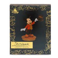 Image of Mickey Mouse Through the Years Sketchbook Ornament Set - Mickey's Christmas Carol - September - Limited Release # 3