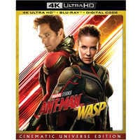 Image of Ant-Man and The Wasp 4K Ultra HD # 1