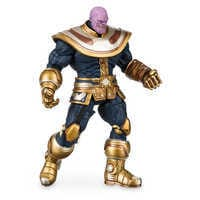 Image of Thanos Action Figure by Marvel Select - 7'' # 4
