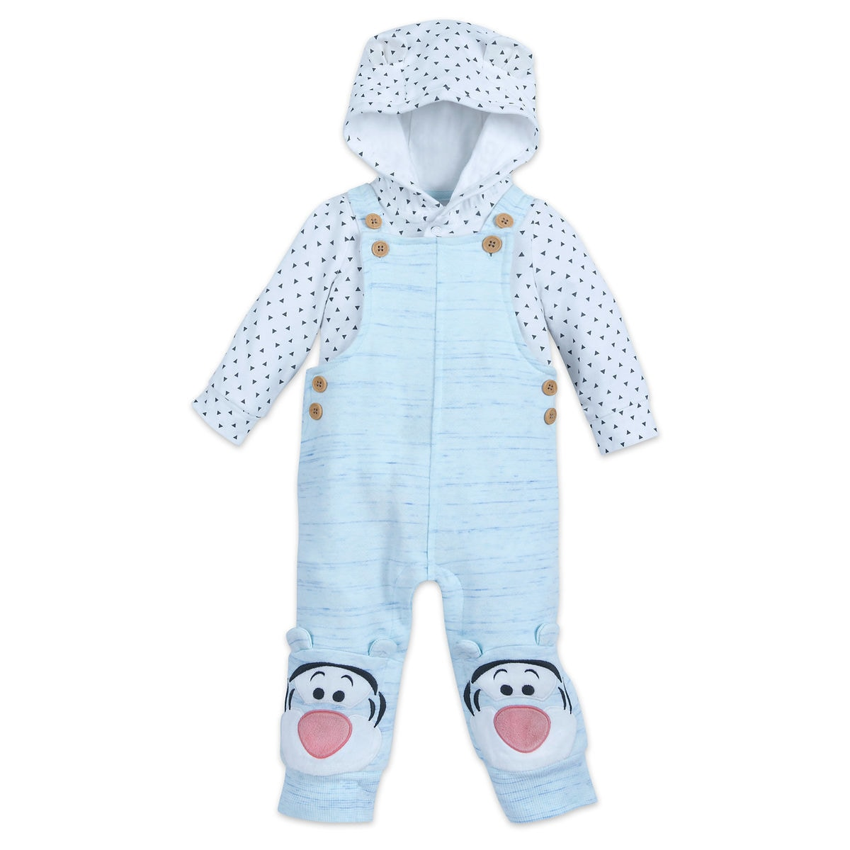 a0c0575fce67 Tigger Dungaree Set for Baby