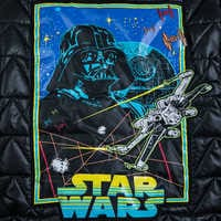 Image of Darth Vader Hooded Jacket for Kids - Personalizable # 3