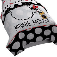 Image of Minnie Mouse Comforter - Twin # 1